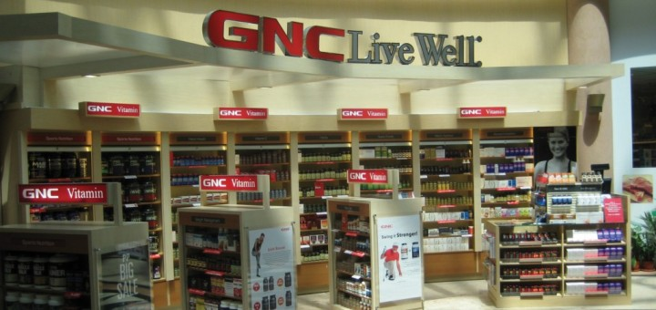 The Nearest Gnc Health Food Store