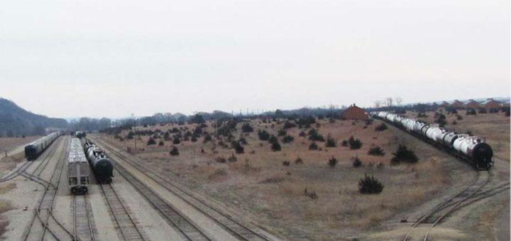 The Riverport Railroad