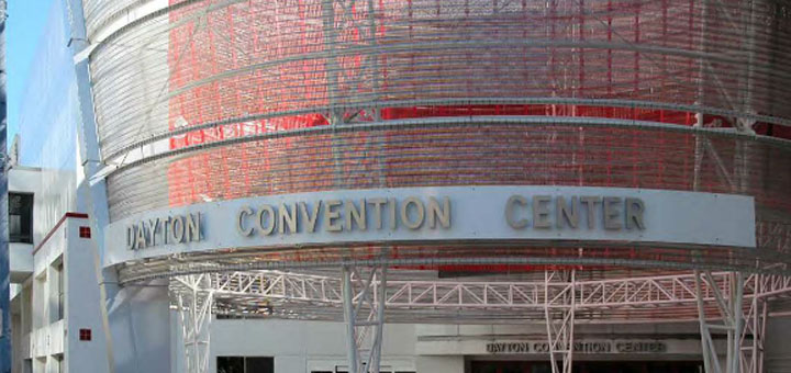 The Dayton Convention Center