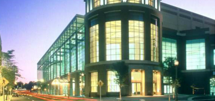 The Rhode Island Convention Center