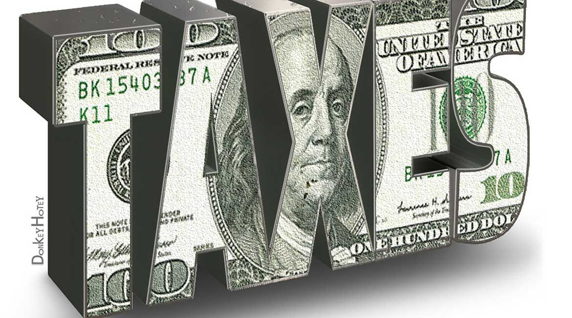 Five Common Scams & Swindles at Tax Time