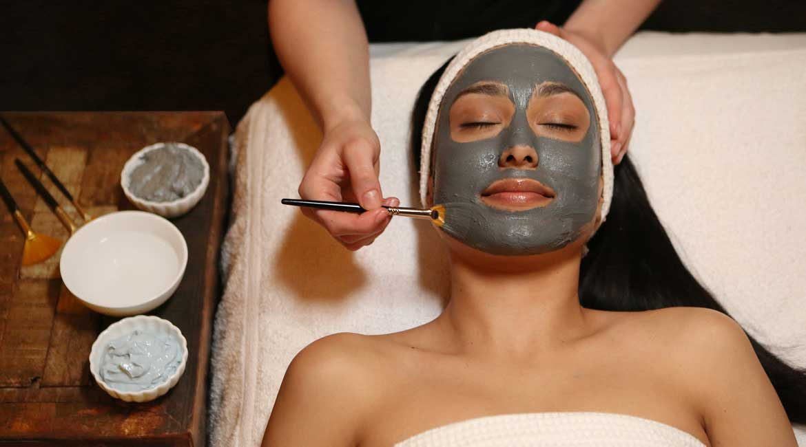 Facial Services for Hand and Stone Massage and Spa
