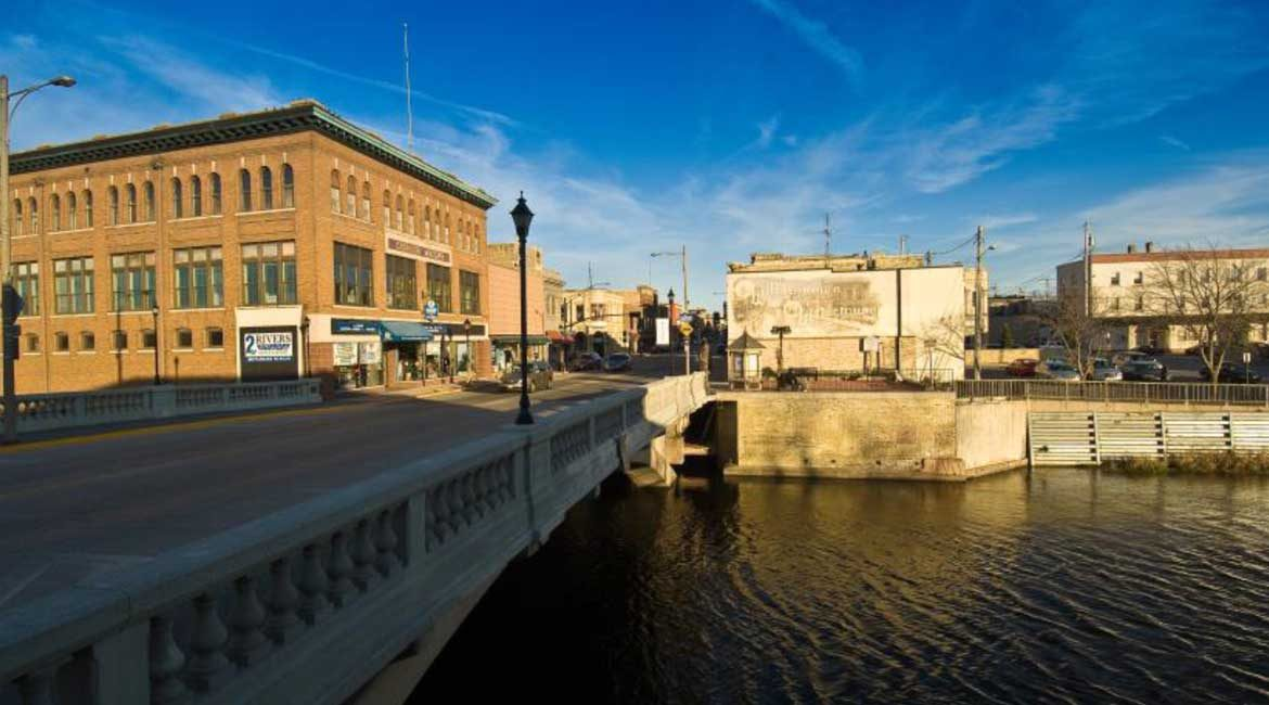 Watertown Wisconsin - Opportunity Runs Through It
