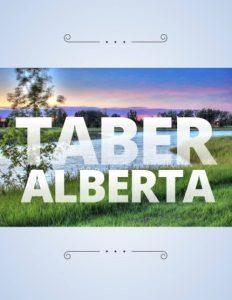 Taber Alberta