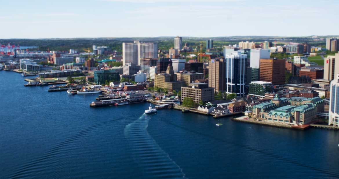 Halifax Nova Scotia - Come Have a Look