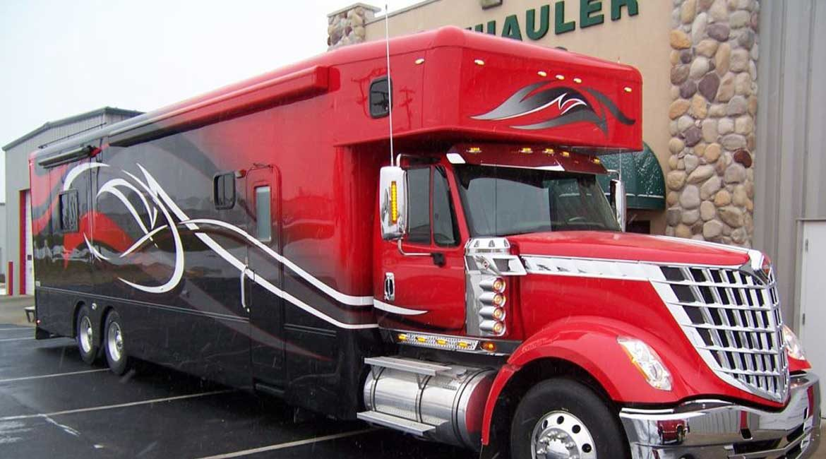 ShowHauler Trucks Inc. - The Leader in Custom Truck Conversions