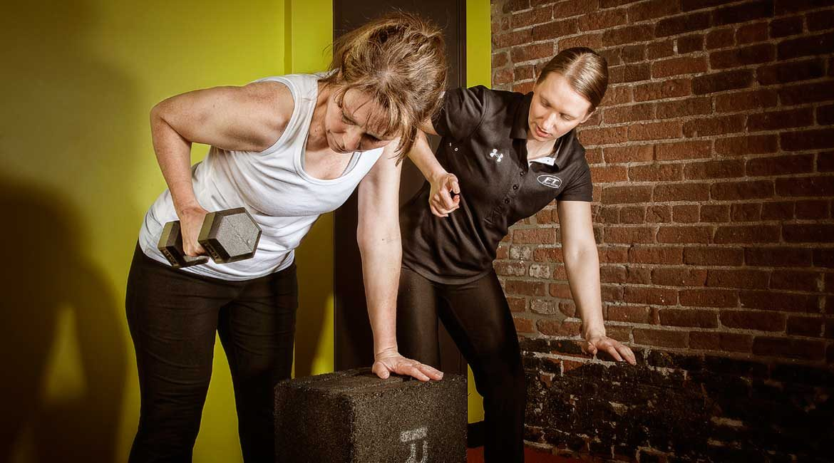 Fitness Together - The One-On-One Training Leader