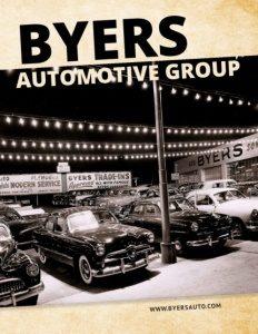 Byers Auto brochure