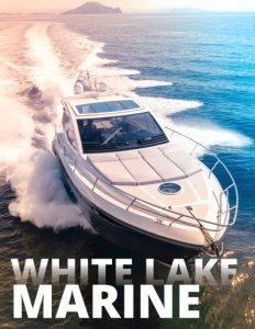 White Lake Marine brochure