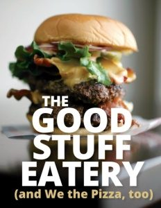 Good Stuff Eatery brochure
