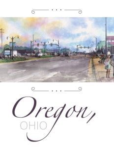 Oregon, Ohio brochure